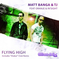 Matt Banga & TJ Feat Oranje & in'sight Flying High