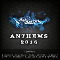 Va Audio Addict Anthems 2016