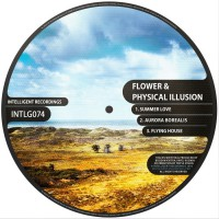 Flower & Physical Illusion Summer Love