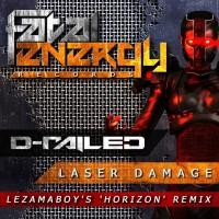 D-railed Laser Damage