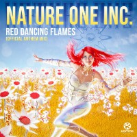 Nature One Inc Red Dancing Flames