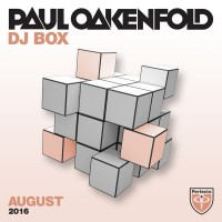 Paul Oakenfold Dj Box August 2016