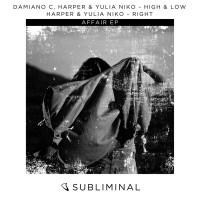 Damiano C, Harper & Yulia Niko Affair - EP