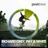 Richard Grey, Pay & White Jump Around