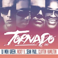 DJ Moh Green, Nicky B, Sean Paul & Clayton Hamilton Tornado (remix)
