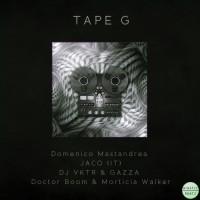 Domenico Mastandrea, Jaco, The Neutralyzer, Doctor Boom,  Morticia Walker Tape G
