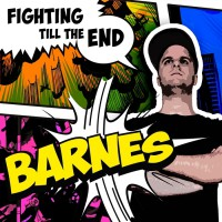 Barnes Fighting Till The End