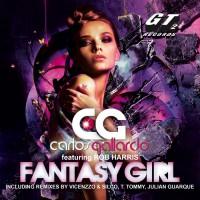 Carlos Gallardo Feat Rob Harris Fantasy Girl