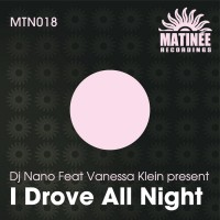 Dj Nano I Drove All Night