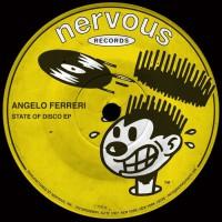 Angelo Ferreri State Of Disco EP