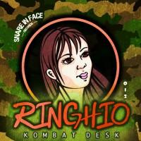 Ringhio Kombat Desk