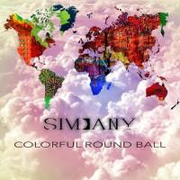 Simdany Colorful Round Ball