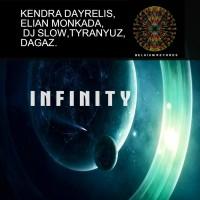Kendra Dayrelis, elian Monkada, dagaz, tyranyuz, dj Slow Infinity