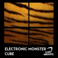 Electronic Monster Cube