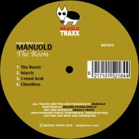 Manuold The Room EP