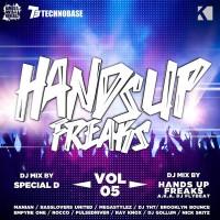 VA Best Of Hands Up Freaks Vol. 5