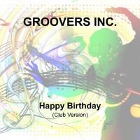 Groovers Inc Happy Birthday