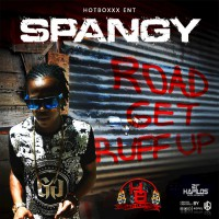 Spangy Road Get Ruff Up