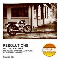 Resolutions Neutral Ground