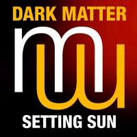 Dark Matter Setting Sun