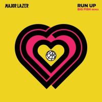 Major Lazer Feat Partynextdoor & Nicki Minaj Run Up (Big Fish remix)