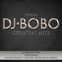 DJ Bobo 25 Years - Greatest Hits
