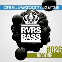 Steve Hill, Francesco Zeta, Luca Antolini Nicotine