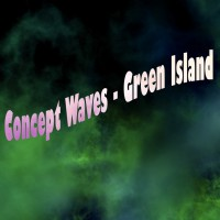 Concept Waves Green Island