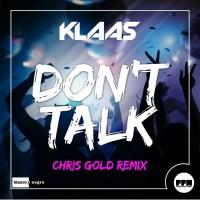 Klaas Don't Talk