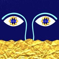 Populous Feat Ela Minus Azul Oro