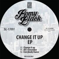 Romy Black Change It Up EP