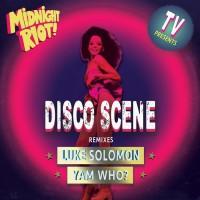 Tv Disco Scene