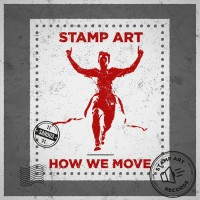 Stamp Art How We Move