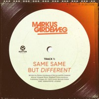 Markus Gardeweg Same Same But Different