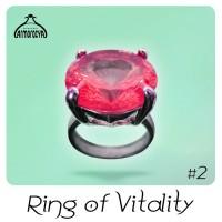 David James Bianchi, Shisdess, Lamyadon, Mikhail Ovez, Yorekbirn, Magda Shortankard Ring Of Vitality #2