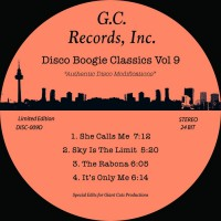 Disco Boogie Classics Vol 9