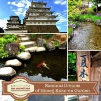 Mr Eurodisco Samurai Dreams Of Himeij Koko-En Garden