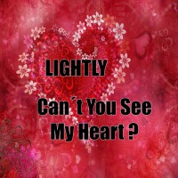 Lightly Can't You See My Heart ?