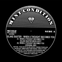 Blake Baxter When A Thought Becomes You
