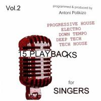 Antoni Polikizo 15 Playbacks For Singers Vol 2