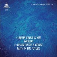Brain Crisis Wassup / Faith In The Future