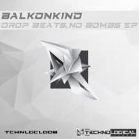 Balkonkind Drop Beats No Bombs EP
