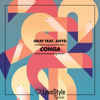 Gray Feat Anyd Conga
