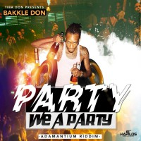 Bakkle Don Party We A Party