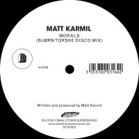 Matt Karmil Can\'t Find It