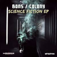 Bons, Colony Science Fiction EP