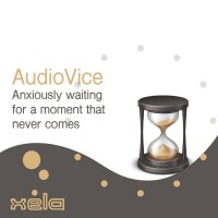 Audiovice Anxiously Waiting For A Moment That Never Comes