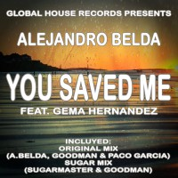 Alejandro Belda Feat Gema Hernandez You Saved Me