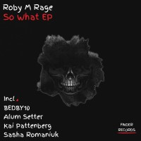 Roby M Rage So What EP