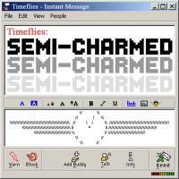 Timeflies Semi-Charmed